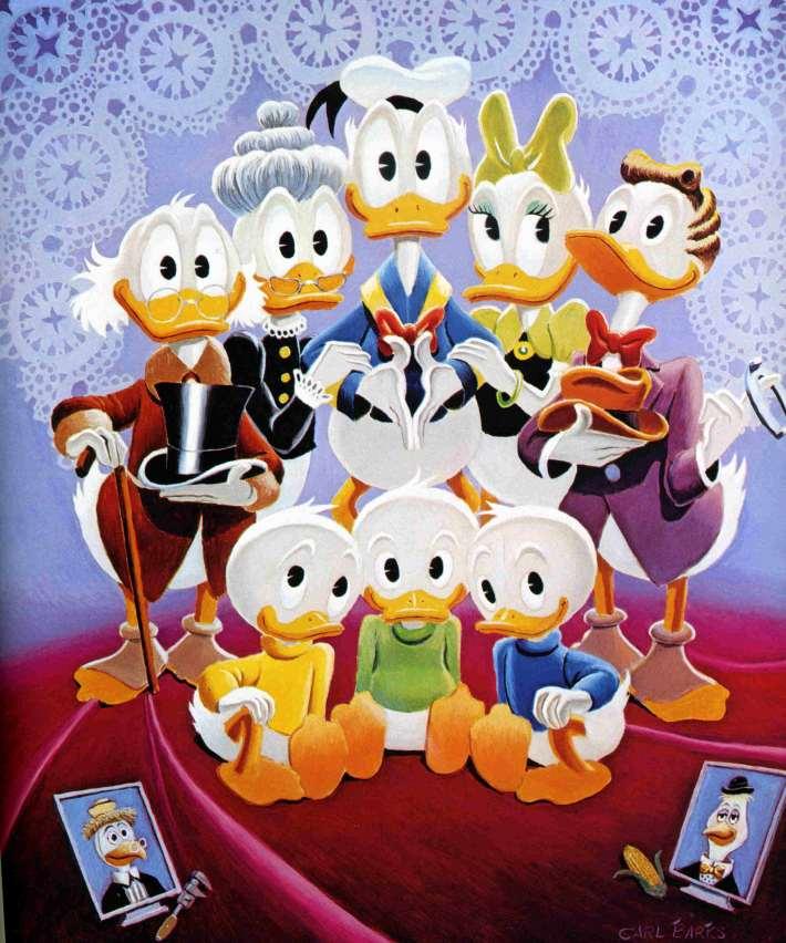 Duck-family-portrait